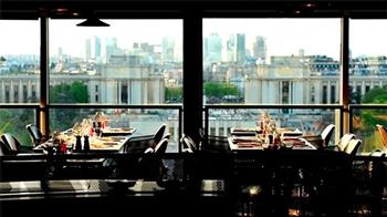 Restaurant le 58 Tour Eiffel