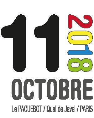 Le 11 octobre 2018, la deuxième édition des rencontres de l'affichage